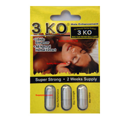 3KO Male Enhancement Pill Reviews