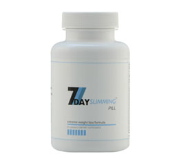 7 Day Slimming Pill Weight Loss Pill Reviews