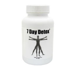 7 Day Detox Weight Loss Pill Reviews