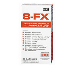 8-FX Weight Loss Pill Reviews