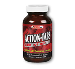 Action-Tabs Male Enhancement Pill Reviews