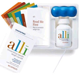 Alli Weight Loss Pill Reviews