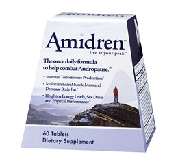 Amidren Male Enhancement Pill Reviews
