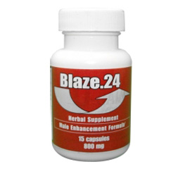 Blaze.24 Male Enhancement Pill Reviews