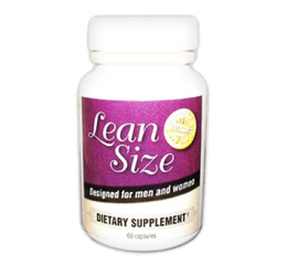 LeanSize Weight Loss Pill Reviews