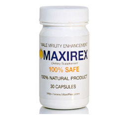 MaxiRex Male Enhancement Pill Reviews