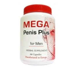 Mega Penis Plus Male Enhancement Pill Reviews