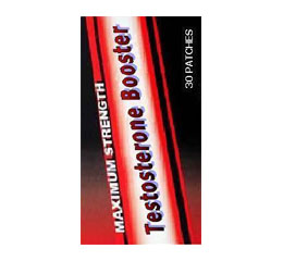 Testosterone Booster Male Enhancement Patch Reviews