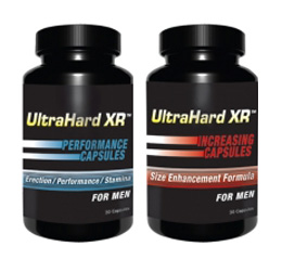 UltraHard XR Male Enhancement Pill Reviews