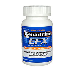 Xenadrine EFX Weight Loss Pill Reviews