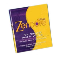Zencore Plus Male Enhancement Pill Reviews